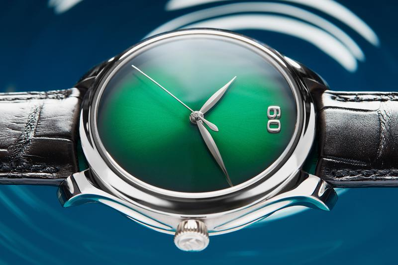 Endeavour Oriental Watch Company x H. Moser & Cie Endeavour watches Schaffhausen Hong Kong Swiss independent watchmaking retailer limited edition fume dial mayu