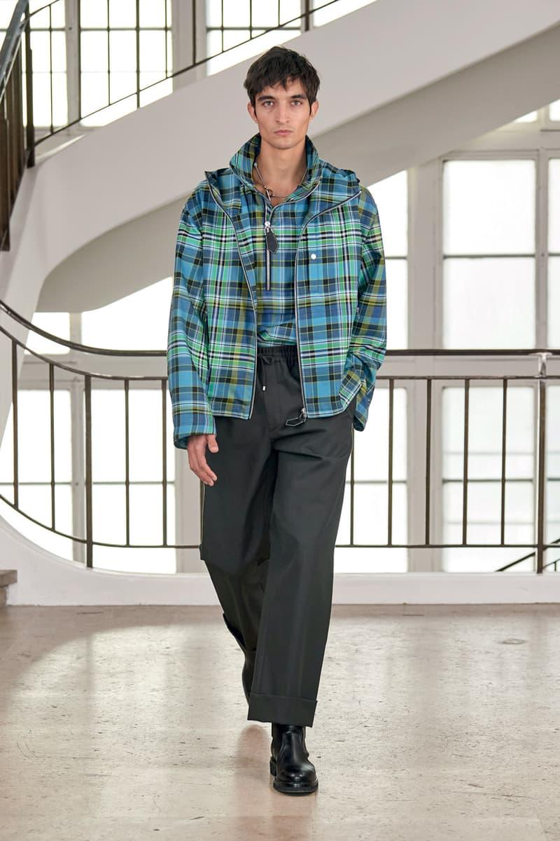Hermès Fall/Winter 2021 Men's Collection Runway Show fw21 Véronique Nichanian lookbook