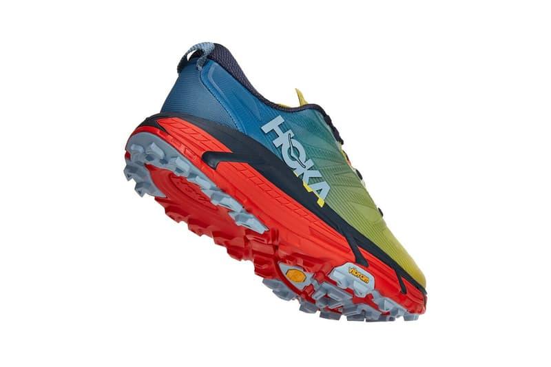 HOKA ONE ONE Mafate speed 3 release information trail sneakers
