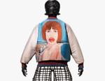 Tadanori Yokoo Shrouds Issey Miyake's APOC Jackets in Warped Pin-up Artwork