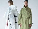 """Issey Miyake Debuts Packable """"Compact"""" Series Garments for SS21"""