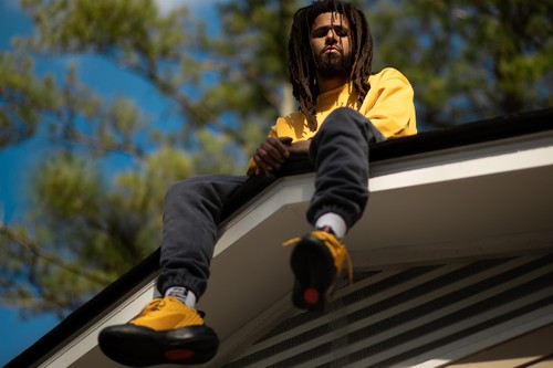 J. Cole and Puma Officially Unveil the DREAMER 2 Hoops Shoe