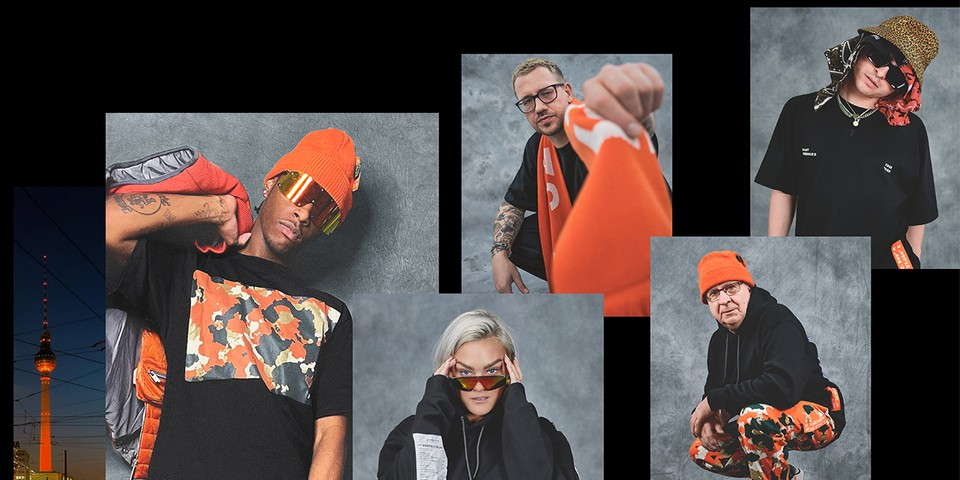 Jägermeister Pays Homage to Nightlife With International Streetwear Collection