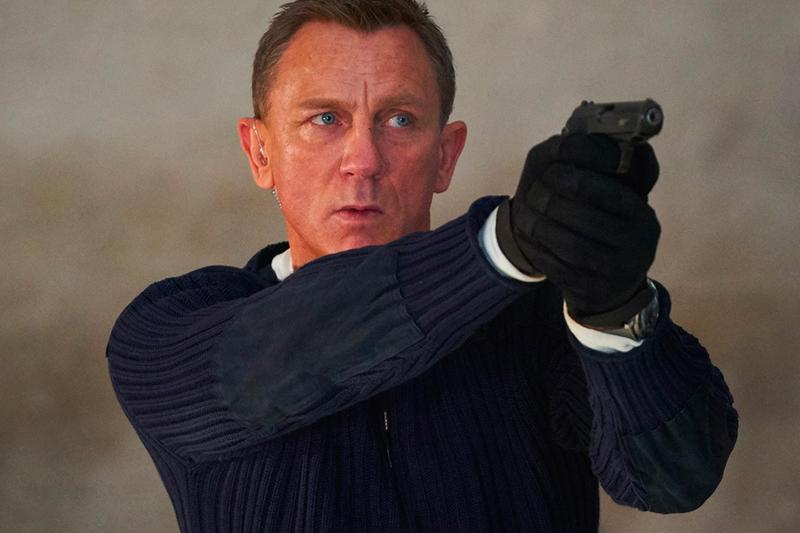 James Bond No Time To Die Delays Release Date Daniel Craig MGM Universal Film Action Franchise Spy British