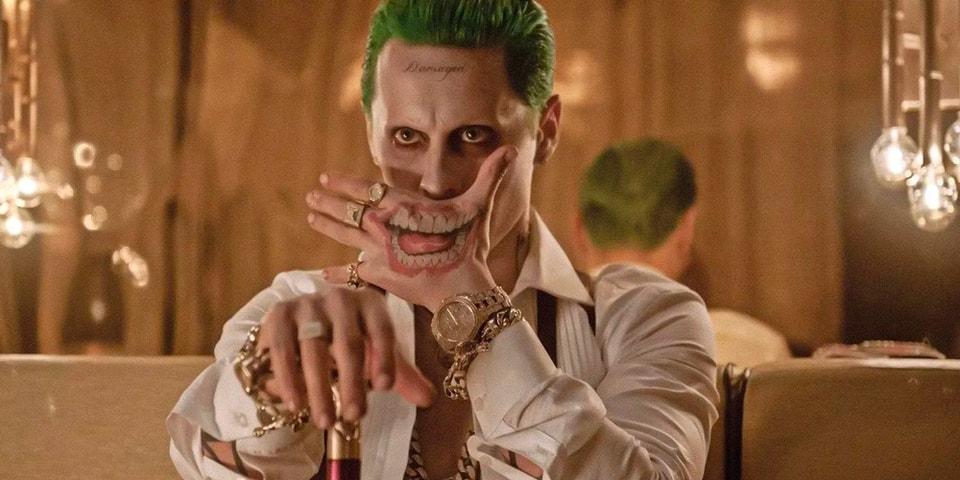 Jared Leto Reveals He's Open to Returning as Joker