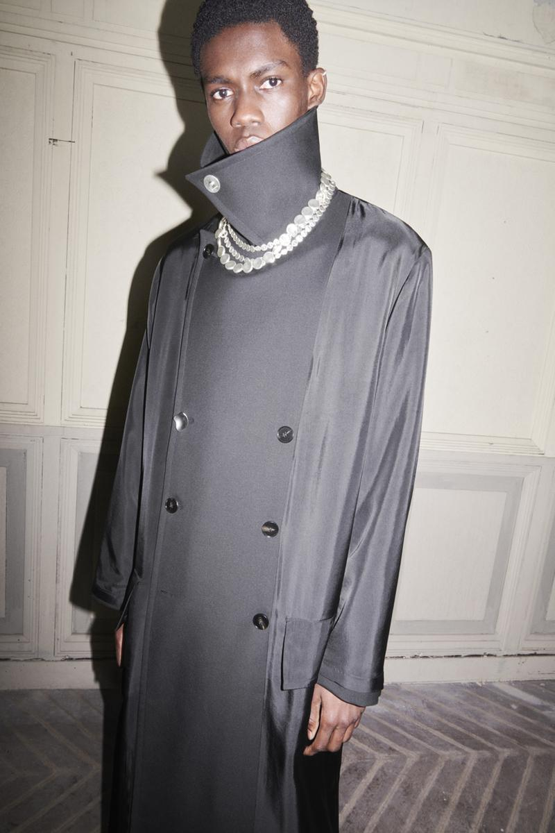 Jil Sander Fall/Winter 2021 Collection Lookbook fw21 menswear runway show luke lucie meier fw21 paris milan fashion week