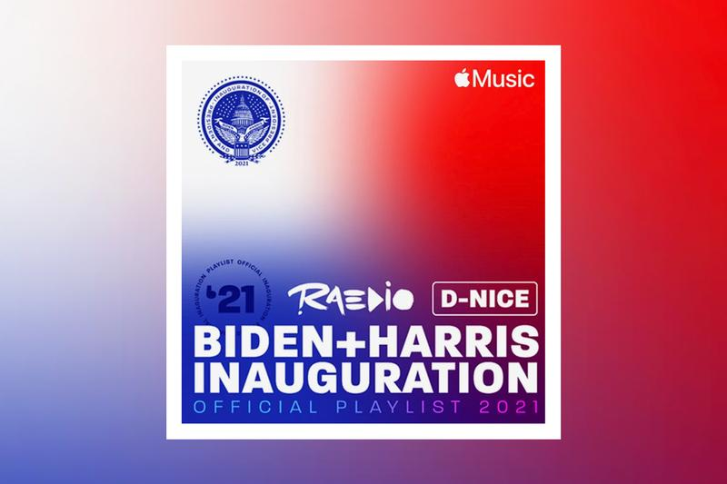 Joe Biden kamala harris Inauguration Playlist Kendrick Lamar mf doom sza Dua Lipa, Led Zeppelin, Burna Boy issa rae d nice benogi tagoe