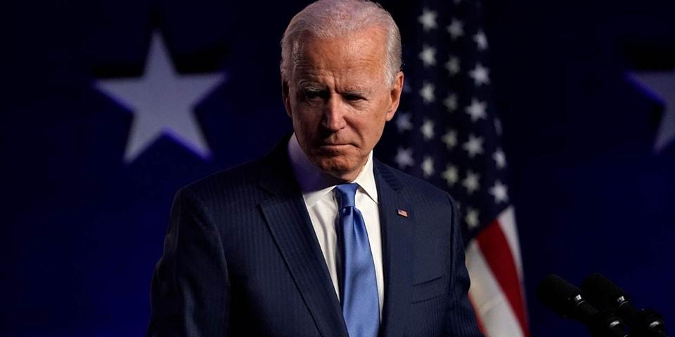 Joe Biden Left a Secret Message on The White House's Website