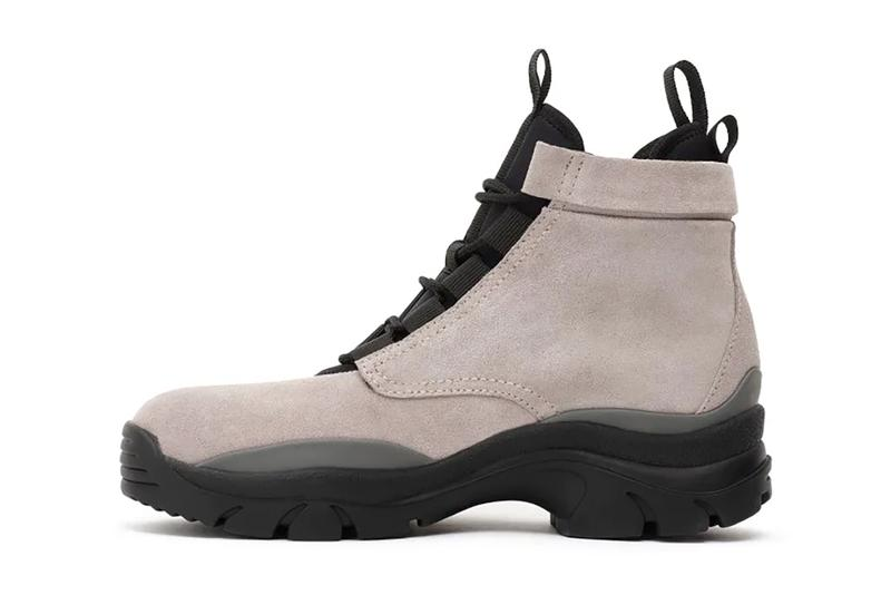 john elliott speed lace up boot desert suede release info store list buying guide photos price first in house design