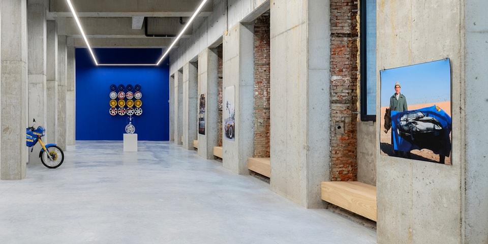"""Julien Boudet Subverts Pop Culture Products in """"Tout est Bleu"""" Artworks"""