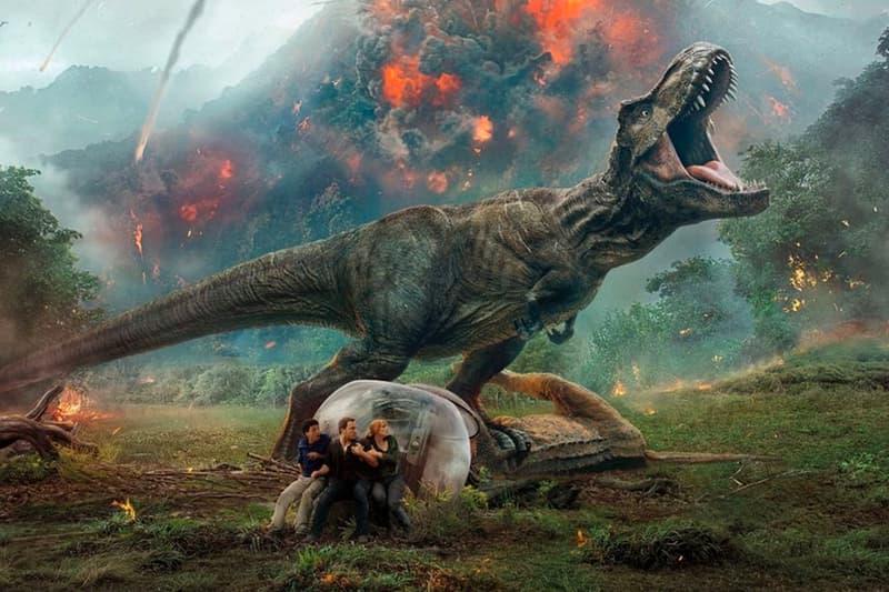 Jurassic World 3: Dominion Ends Entire Franchise Culmination Trilogy Jurassic Park Colin Trevorrow Chris Pratt Jeff Goldblum Laura Dern Dinosaurs Netflix Prehistoric Film Camp Cretaceous