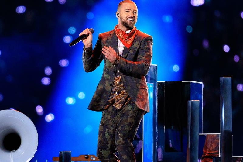 justin timberlake presidential inauguration performance info better days new song