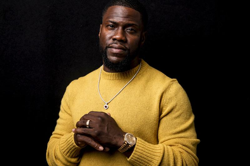 Kevin Hart Netflix Sign Exclusive Deal zero fucks given hartbeat productions