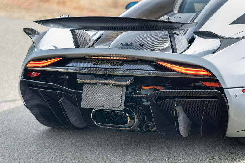 Koenigsegg Regera Gooding & Company's Geared Online Scottsdale Edition Catalogue Auction For Sale Swedish Hypercar Hybrid Supercar Cars Automtovie