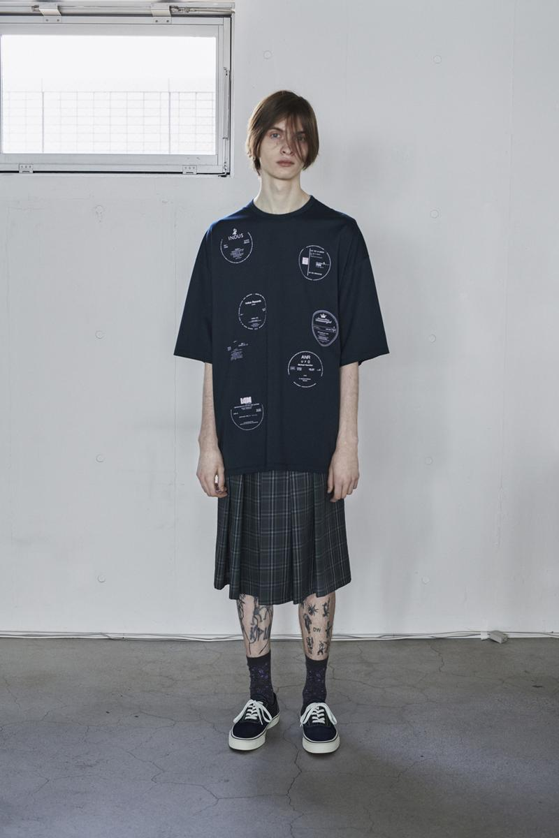 Lad Musician Spring/Summer 2021 Collection Lookbook ss21 japan brand buy website store