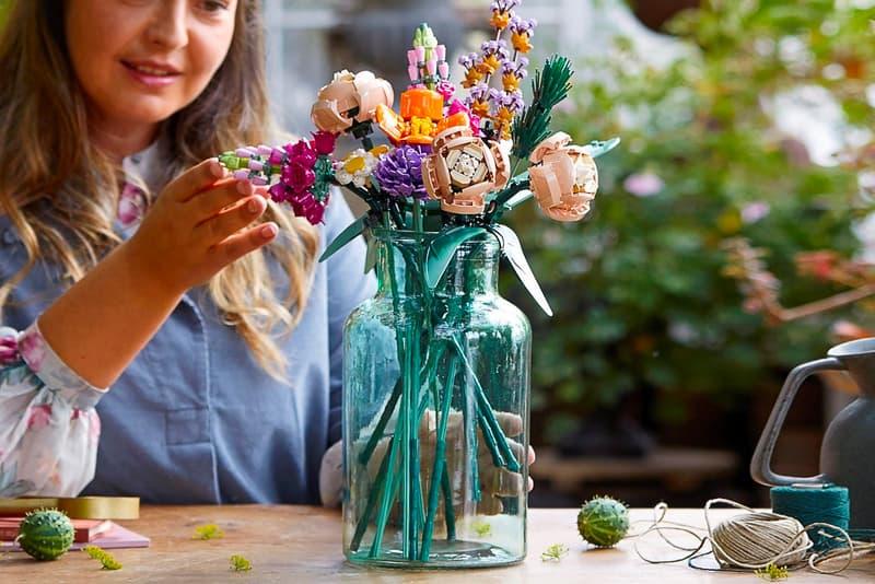 lego botanical blocks, <b> LEGO drops vibrant flower set for struggling plant parents like you </b>