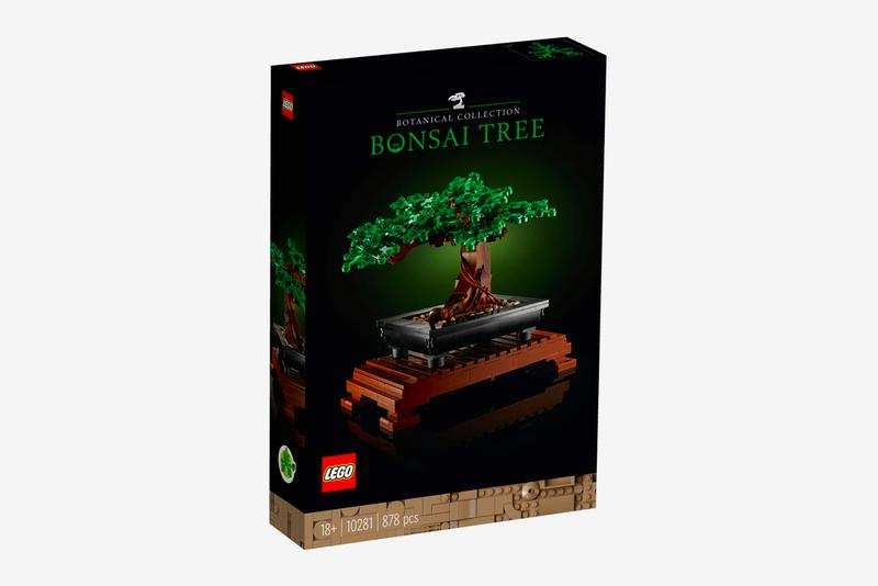 Spruce Garden LEGO Bonsai Tree toymaker toy model 10281 toys accessories plant pot plants botanical collection