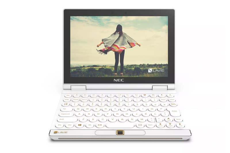 Lenovo NEC LaVie Mini PC Gaming Console Handheld Portable Laptop Controller Touchscreen Nintendo Switch Rival Prototype Concept