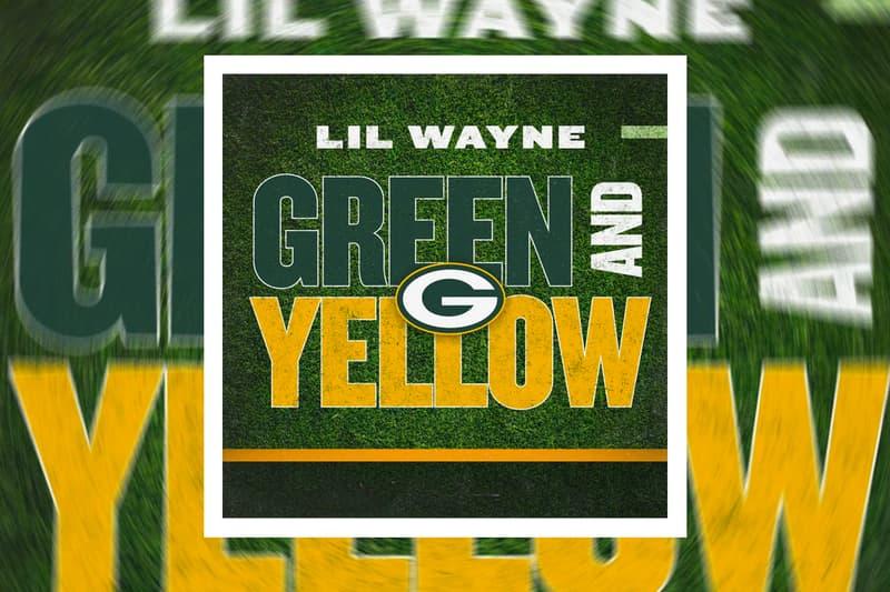 Lil Wayne New Green and Yellow green bay packers theme song Stream wiz khalifa nfl national football league