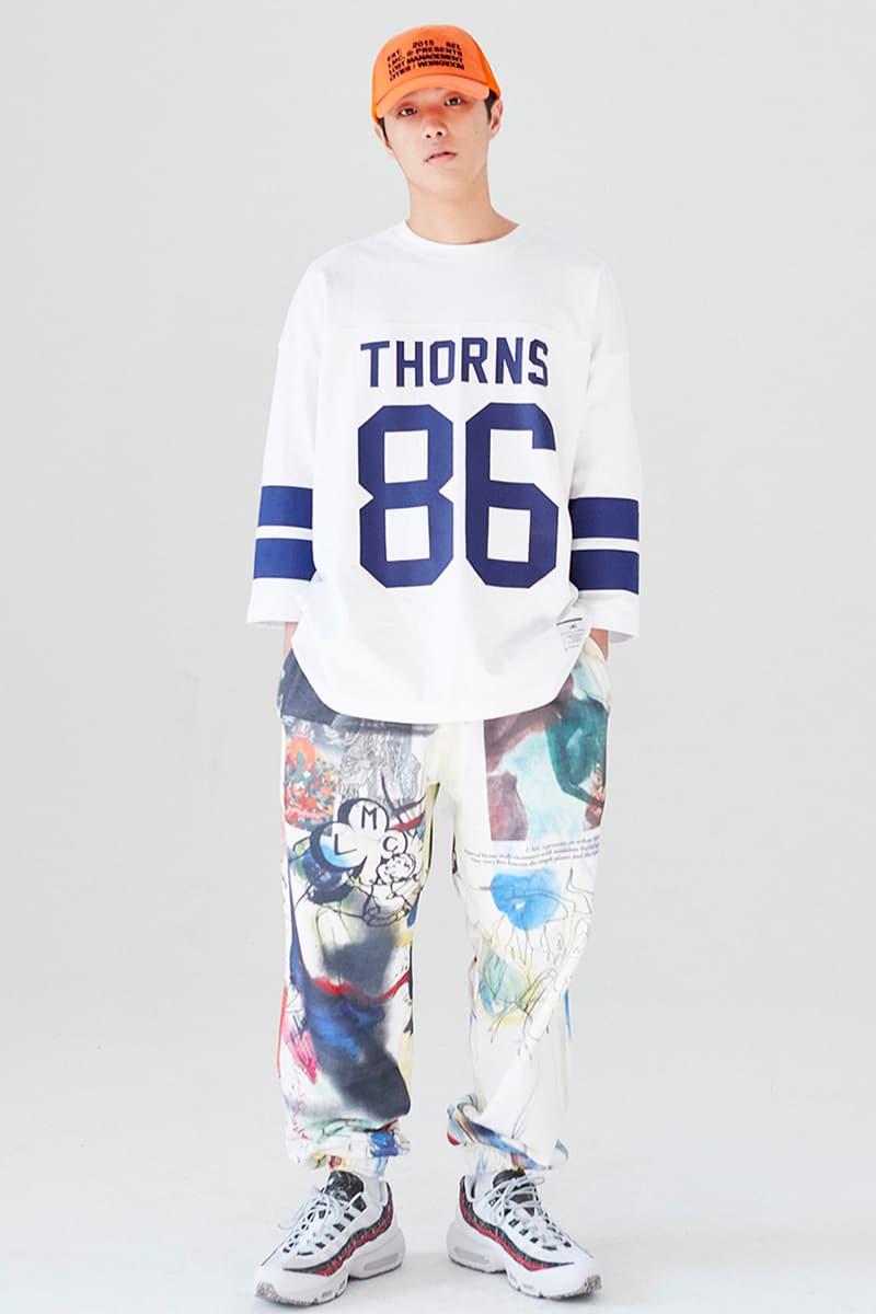 LMC Spring Summer 2021 Lookbook collection ss21 menswear streetwear jacket pants trousers shirts shorts t shirts sweats hoodies sweater info