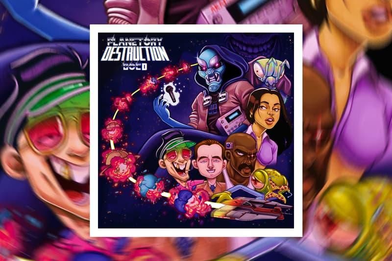 Logic Doc D Planetory Destruction mixtape Stream bobby boy records no pressure retirement