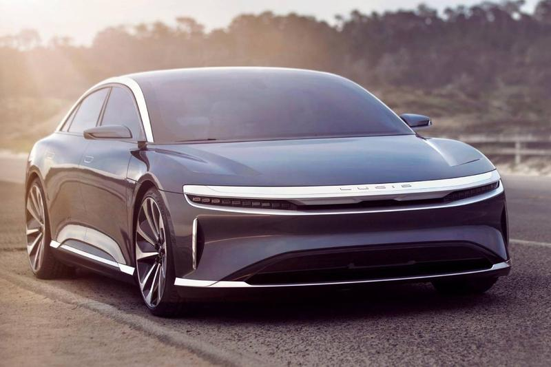 lucid motors electric cars vehicles initial public offering special purpose acquisition company michael klein