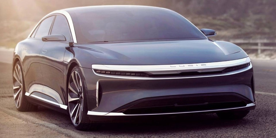 Lucid Motors Is Reportedly Planning To Go Public via a $15 Billion USD Merger