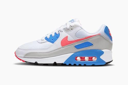 "Nike Air Max 90 ""Hot Coral"""