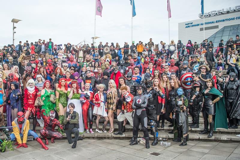 UK Comic-Con 2021 Real Life Live Events Taking Place London Birmingham Comics Books Characters Marvel Dress Up Cosplay Costumes Series Covid 19 Coronavirus Pandemic Vaccine