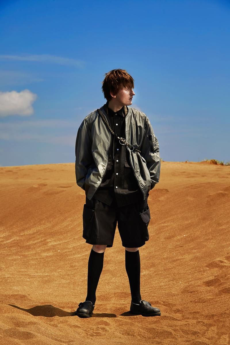 MEANSWHILE Spring/Summer 2021 Collection Lookbook ss21 japan brand fashion label buy website