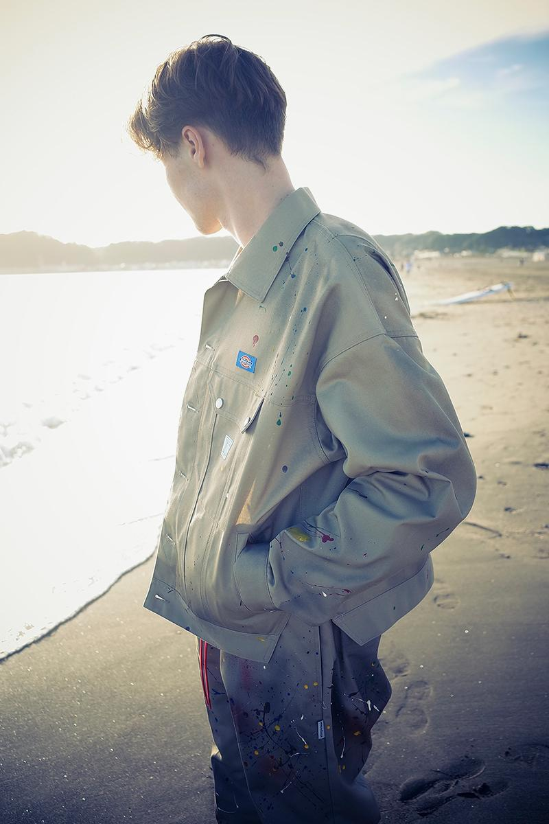 Details about  /Dickies Backpack DICKIES Japanese magazine giveaway DICKIES fashion bag