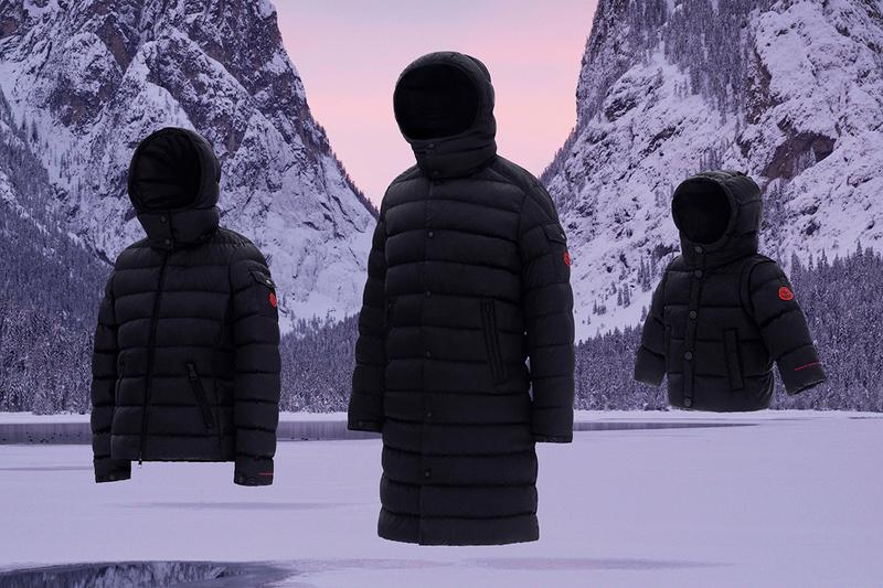 moncler sustainability born to protect recycled regenerated nylon econyl buy cop purchase details climate change circular economy