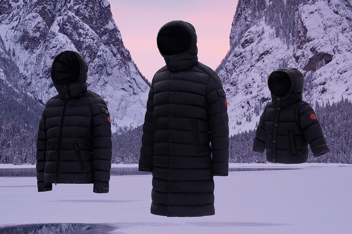 """Moncler Sustainable """"Born to Protect"""" Capsule 