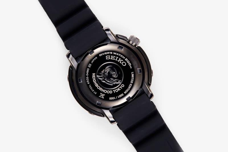 SBDY077 neighborhood Seiko PROSPEX NHSK . DIVER SCUBA / S-WATCH divers watch release divers watch style Japan Seiko Prospex
