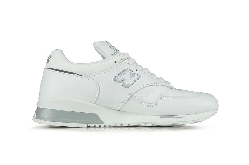 new balance 1500 white silver M1500WHI release info