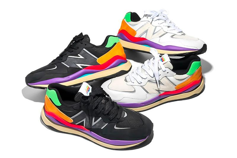 new balance 57 40 black white multi-color release date info photos pricing store list buying guide