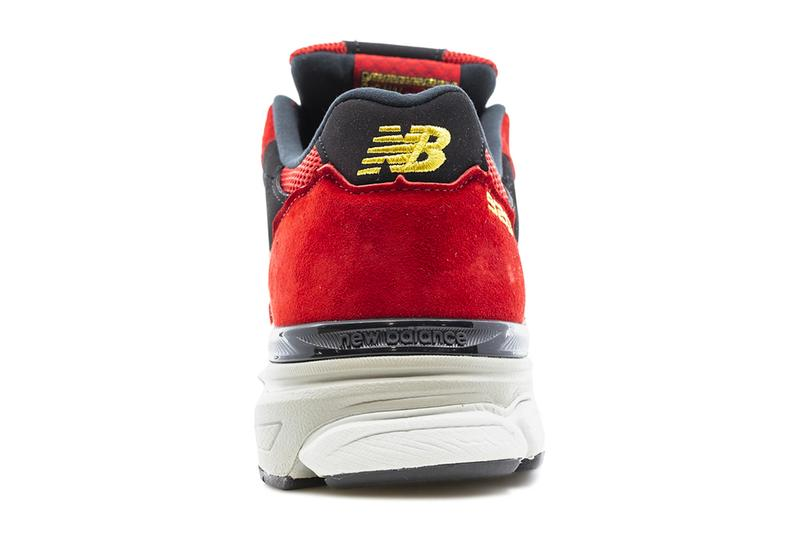 new balance 920 year of the ox red gold black white M920YOX official release date info photos price store list buying guide