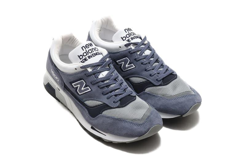 New Balance M1500BN GRAY grey shoes sneakers menswear streetwear kicks silhuoette footwear trainers runners spring summer 2021 ss21 info