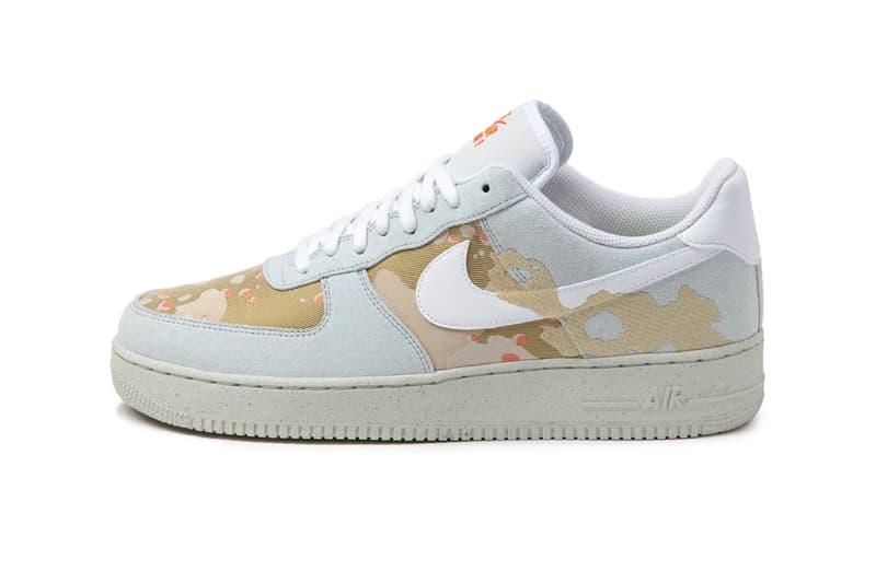 nike air force 1 07 lx photon dust team orange DD1175 001 menswear streetwear sneakers kicks trainers runners shoes footwear fall winter 2021 collection fw20