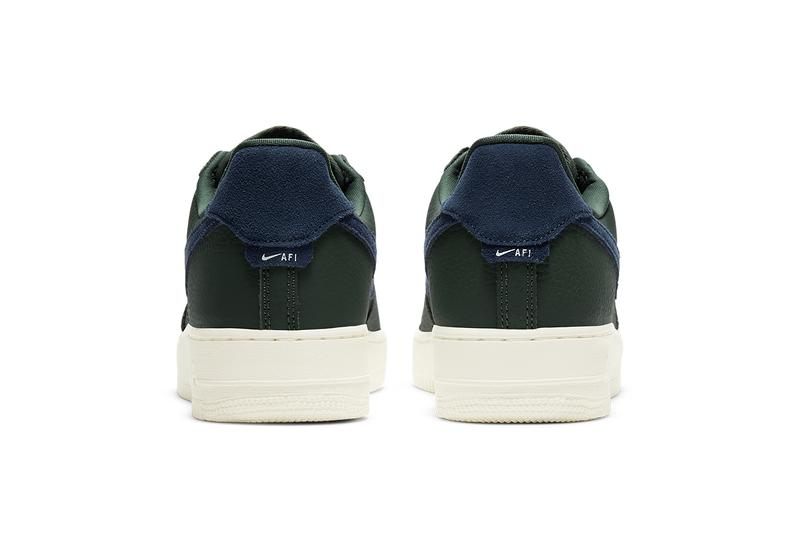 nike air force 1 craft galactic jade sail midnight navy CV1755 300 release info date price store list buying guide