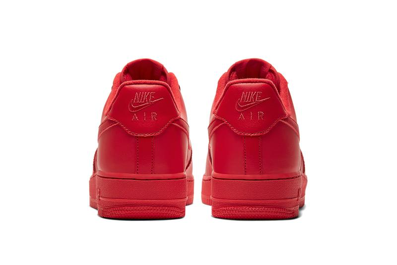 nike air force 1 low university red black CW6999 600 release info store list buying guide photos