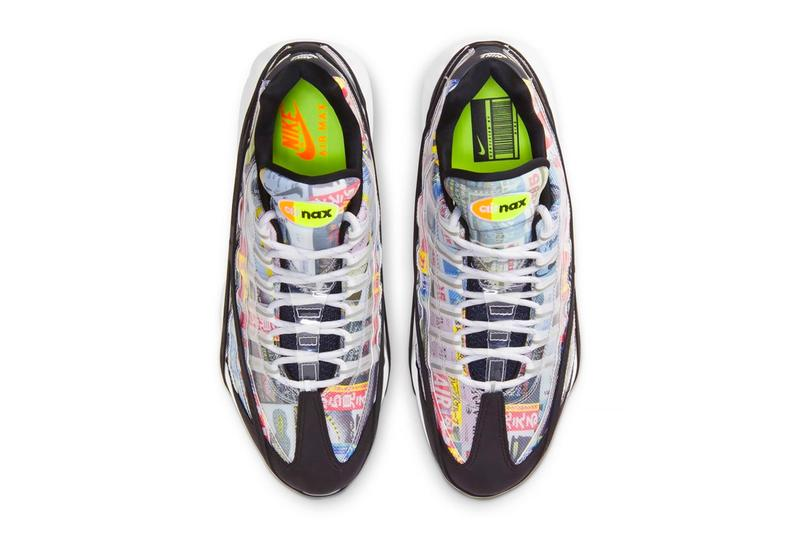Nike Air Max 95 Japan First Look Announcement Sneakers Shoes Air Retro Tokyo Olympics footwear