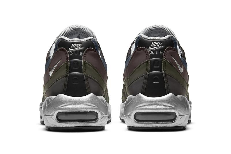 nike sportswear air max 95 multi color reflective black game royal university red metallic silver DH8075 001 official release date info photos price store list buying guide
