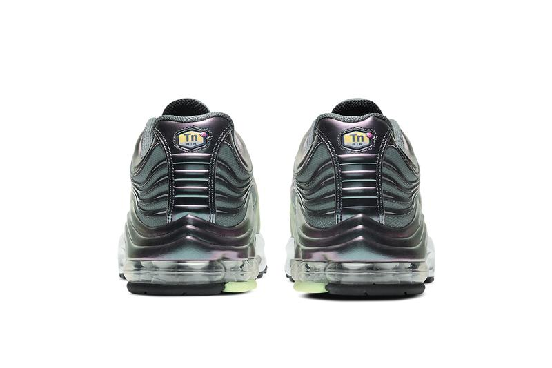nike air max plus 2 celadon green pure platinum electric pale yellow off black CV8840 300 release info store list price buying guide