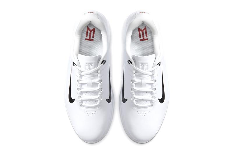 nike air zoom tiger woods 20 white CI4510 100 menswear streetwear shoes sneakers kicks trainers runners footwear fall winter 2021 collection fw21 spring summer golf 2021 release