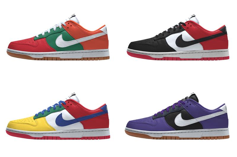 nike by you dunk low 365 release info photos price buying guide