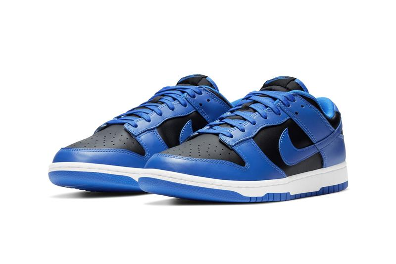 nike sportswear dunk high low black white red grey sail coast hyper cobalt orange peel blaze official release date info photos price store list buying guide