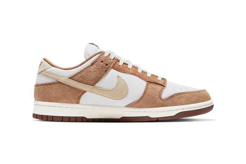 nike sportswear dunk low medium curry sail fossil DD1390 100 official release date info photos price store list buying guide