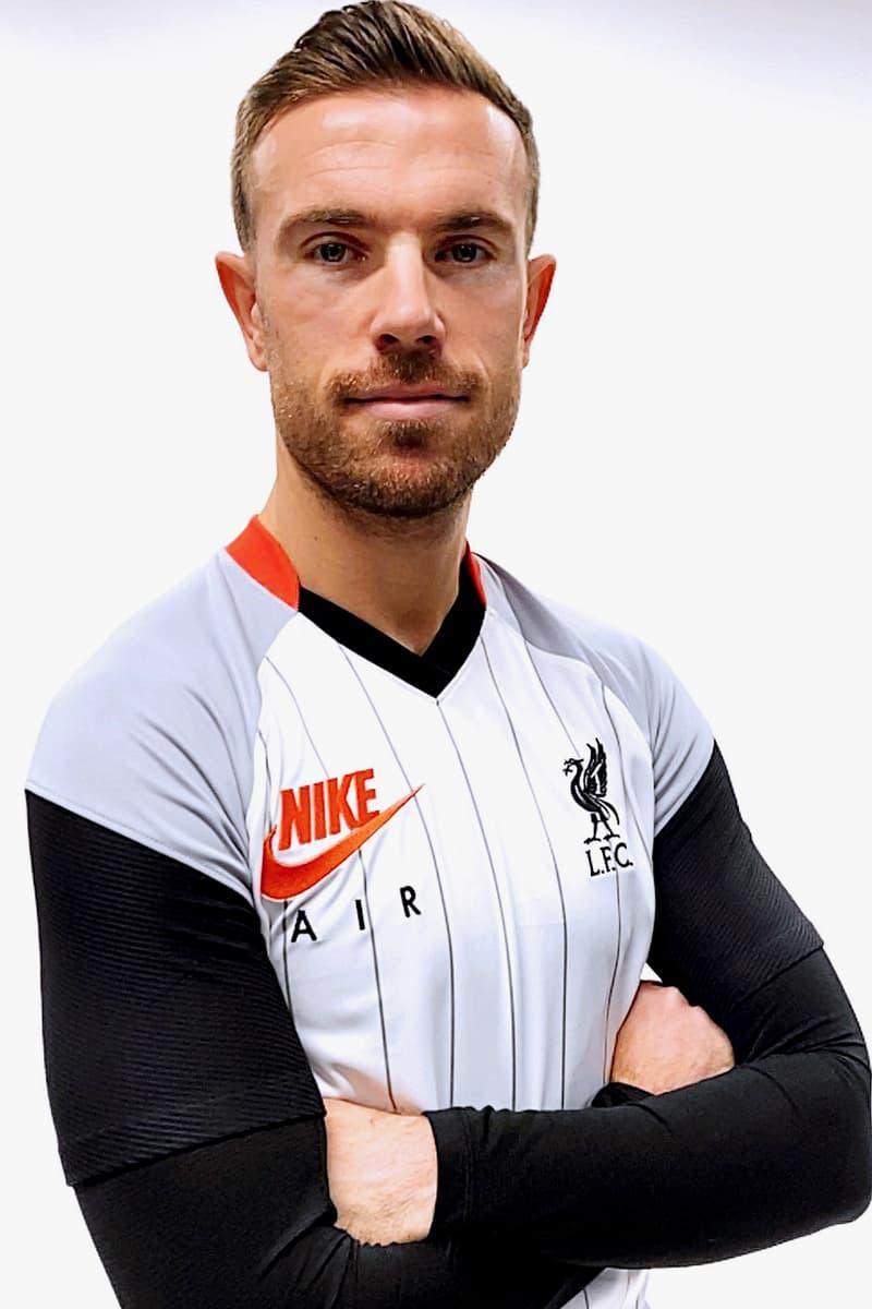 nike football soccer air max 90 180 95 tottenham hotspur dier liverpool chelsea henderson pulisic jersey details buy
