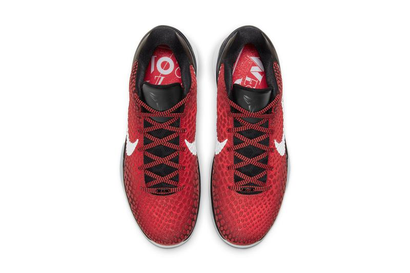 nike basketball kobe bryant 6 all star DH9888 600 challenge red black white official release date info photos price store list buying guide